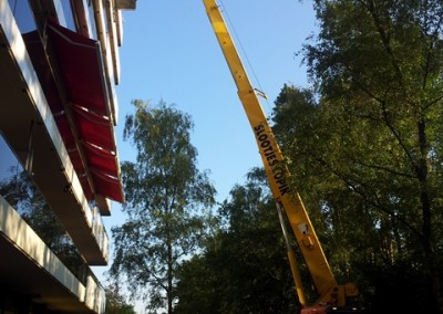 Renovatie appartement Bilthoven 2
