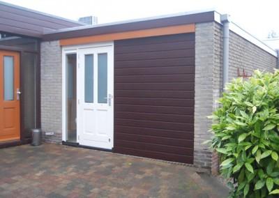 Vervanging garagedeur 2