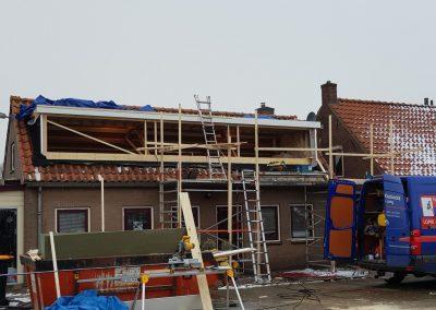 Verbouwing woning Lopikerkapel 3