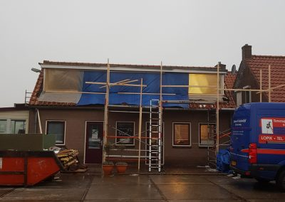 Verbouwing woning Lopikerkapel 4